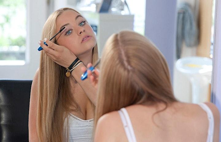 Teenage Makeup Lesson - Makeup Artist Virtual Live Course image