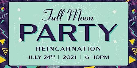 New Full Moon Party Kick-off at Heaton's Vero Beach! tickets