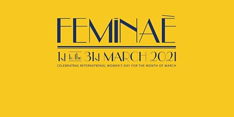 International Women's Day - Phenomenal Woman tickets