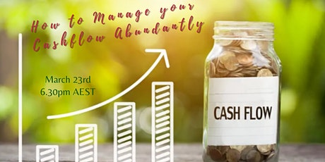 How to Manage your Cashflow Abundantly tickets