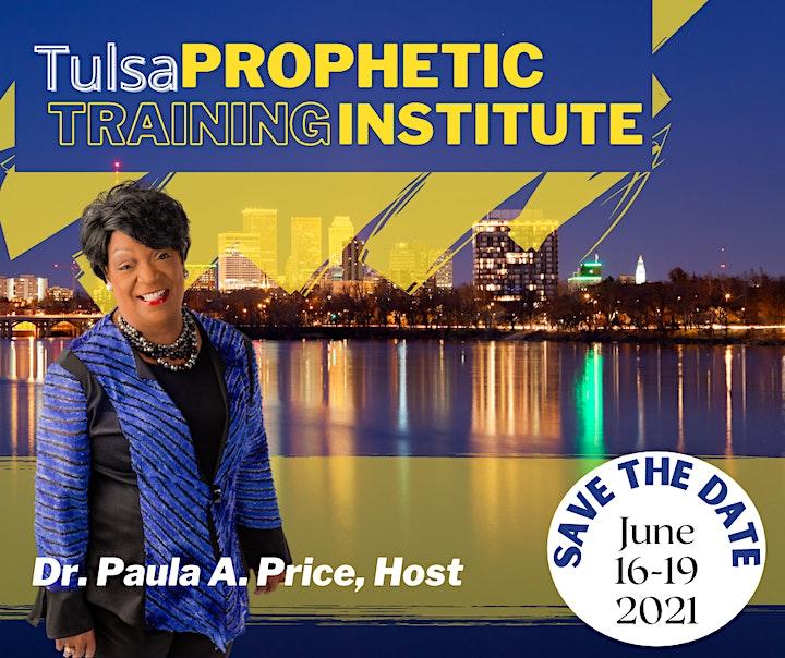 Tulsa Prophetic Training Institute 2021 image