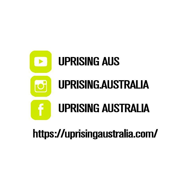 Uprising Australia 2021 - Conference Day 1 image