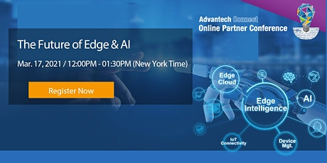 2021 Advantech Connect Online Partner Conference(Free Registration) tickets