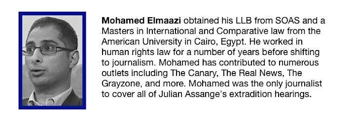 Press Freedom & Julian Assange image