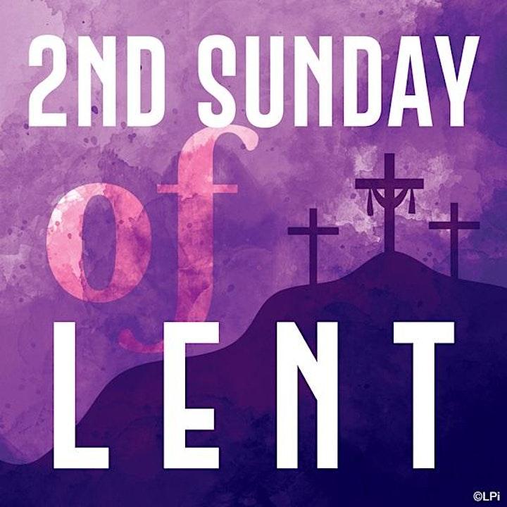 Season of Lent  7:00AM Mass, February 28th image