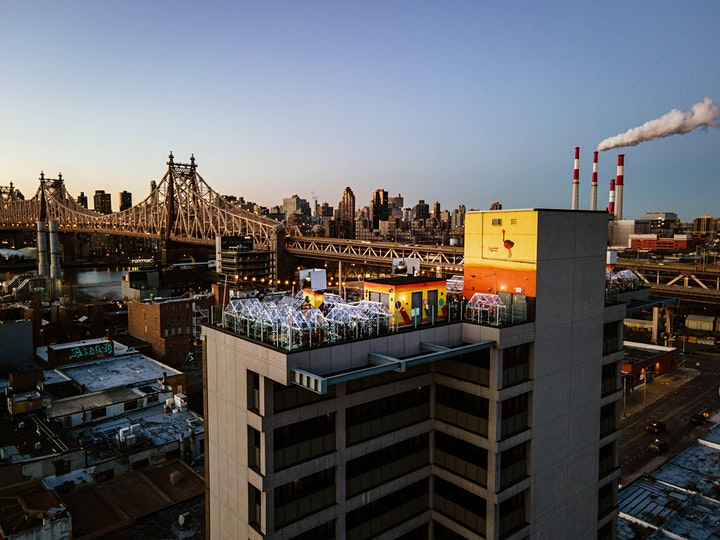 "ALL SUNDAYS: BRUNCH & NIGHTS! ""SKY SUITES""  @ SAVANNA w/NYC SKYLINE VIEWS image"