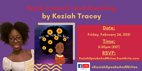 Keziah Tracey's Book Launch and Reading tickets