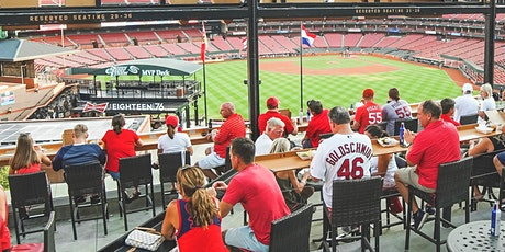 Bud Deck Baseball: Indians at Cardinals (6/8) tickets