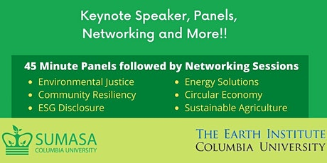SUMASA/Earth Institute 10th Annual Climate Symposium tickets