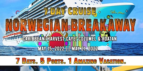 7-DAY CRUISE ON NORWEGIAN ENCORE : Eastern Caribbean tickets