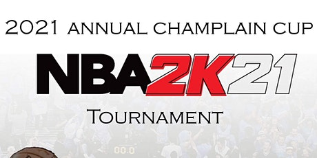 NBA 2K21 Charity E-Tournament tickets