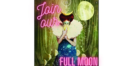 FULL MOON MEDITATION & RELEASE CEREMONY tickets