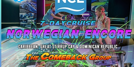 7-DAY CRUISE ON NORWEGIAN ENCORE : Caribbean tickets