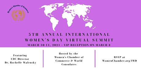 International Women's Day Virtual Summit tickets