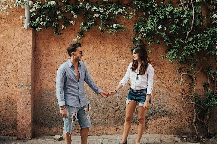 Romantic Tour of Marrakech for Couple - Virtual Live Tour 2 Hours image