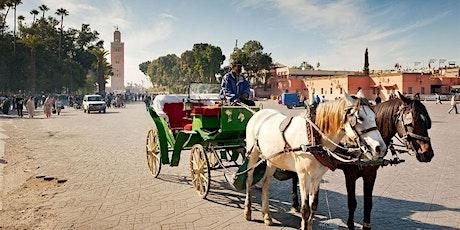 Marrakech Horse Carriage Ride - Virtual Live Tour tickets