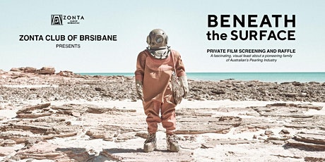 Zonta Club of Brisbane Movie Night - Beneath the Surface tickets