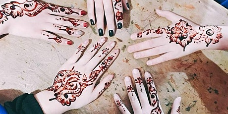 Virtual Live Tattoo Experience: Traditional Henna in Morocco tickets