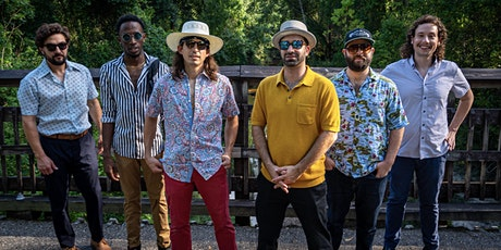 Flow Tribe - Live - Deck / Outside tickets
