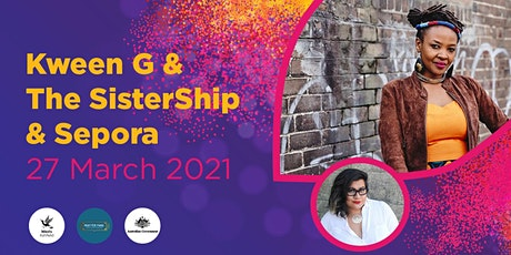 Kween G & The SisterShip with special guest Sepora tickets