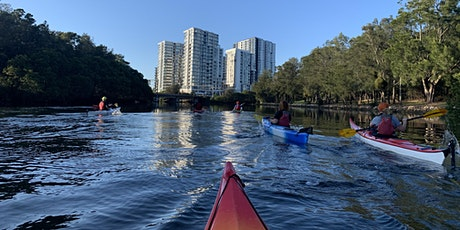 (Bonus tuesday) fitness paddle - experience required tickets