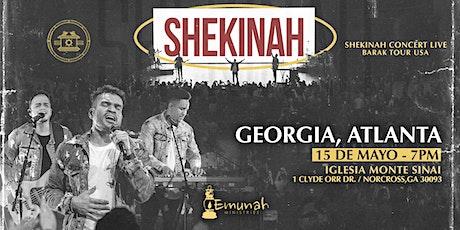 ATLANTA-BARAK SHEKINAH LIVE 2021 tickets