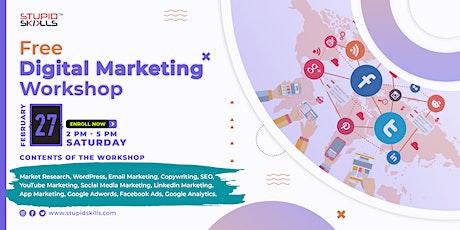 Digital Marketing Workshop tickets