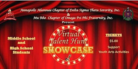 Virtual Talent Hunt Showcase tickets