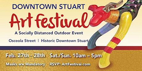 31st Annual Downtown Stuart Art Festival tickets