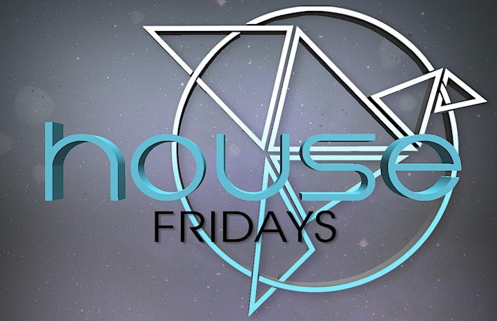 House Music Friday Ft. Kat Kawaii, LESHE, MAIZON TECH image