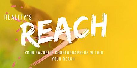 REACH: Black History Month Dance Workshop tickets
