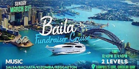 Baila Fundraiser Cruise tickets