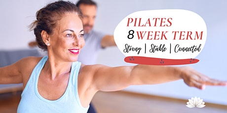 Pilates 8 Week Term: Strong, Stable & Connected tickets