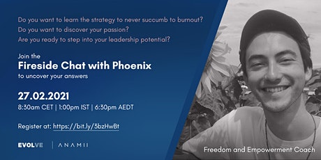 Fireside Chat with Phoenix Martinow tickets