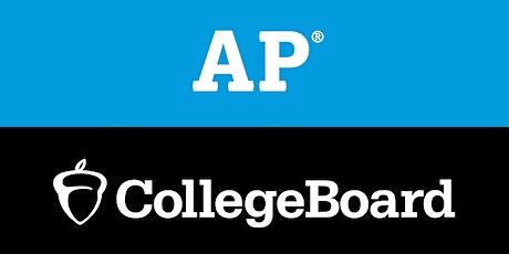 Advanced Placement (AP®) Program® - Saudi Arabia Schools tickets