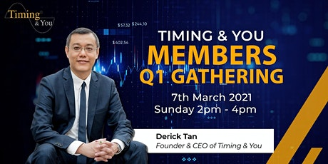 Timing & You Q1 Gathering Market Outlook tickets