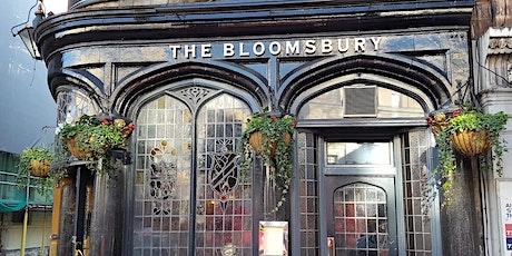 Literary Bloomsbury - Virtual Walk tickets
