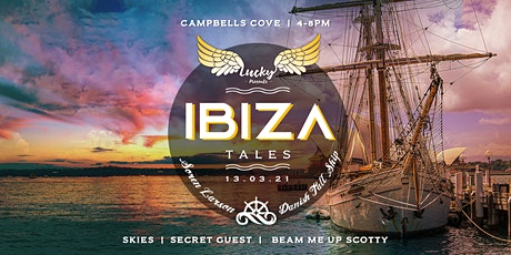 "Lucky Presents // Ibiza Tales ""Pirate Ship Harbour Cruise"" tickets"