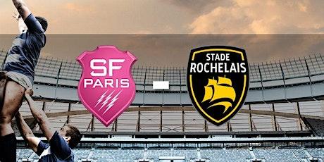 Direct..$$MaTcH@!!..-@ Stade Rochelais - Stade Français Paris Rugby Top-14 billets