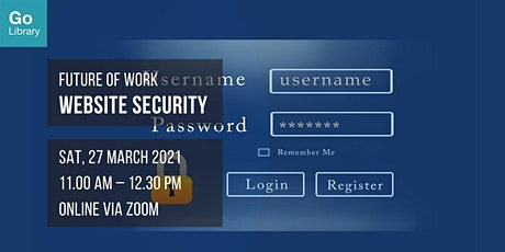Website Security | Future of Work tickets
