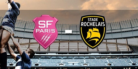STREAMS@!! Stade Rochelais - Stade Français Paris Rugby Top-14 E.n direct billets