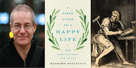 Massimo Pigliucci - A Field Guide to a Happy Life tickets