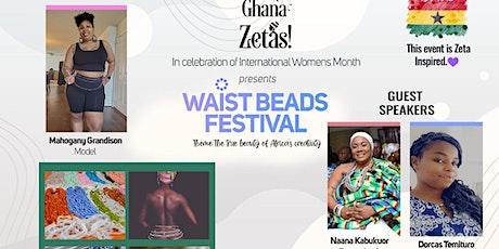 Ghana Zetas African Market Place tickets