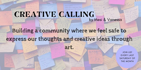 """Creative Calling (Session 2) : """"Am I enough? tickets"""