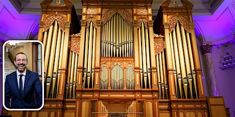 Free Organ Concert tickets