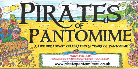 Pirates of Pantomime - Live Broadcast celebrating 9 years tickets