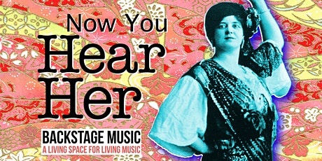 Now You Hear Her - Love Letters to Great Woman tickets