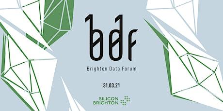 Brighton Data Forum - March Meetup tickets