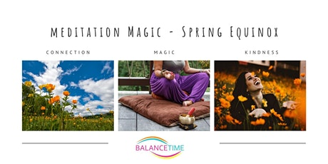 Spring Equinox - Meditation Magic tickets