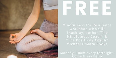 FREE Mindfulness for Resilience tickets